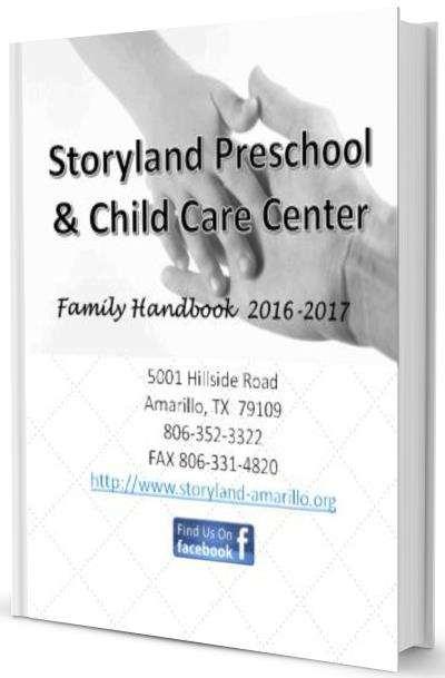 Family Handbook 2016-2017