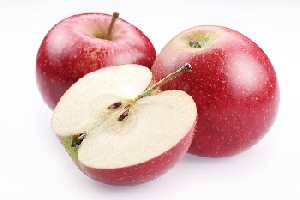 Apples--Healthy food