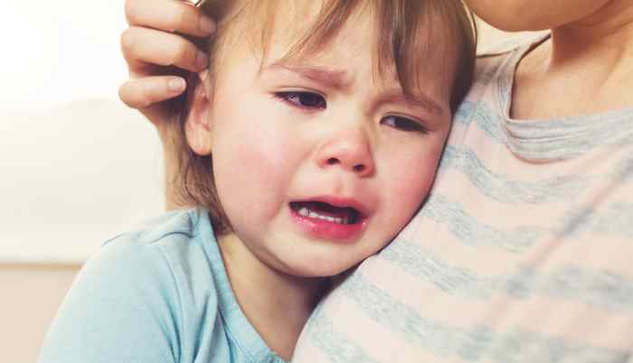 Toddlers need outlets and ways to express their stress, frustrations, fears or anger just like anyone else.