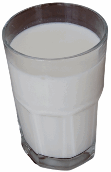 Glass of Milk, Healthy component of the Child Care Food Program